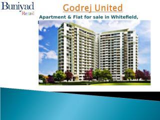 Godrej United Whitefield Bangalore.ppt