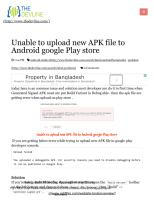 Unable to upload new APK file to Android google Play store _ Thedevline - Place of Inspiration.pdf