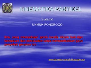 kinematika (glb&glbb) pdf.pdf