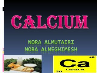calcium.ppt