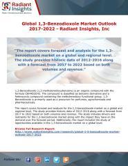Global 1,3-Benzodioxole Market Outlook 2017-2022 - Radiant Insights.pdf