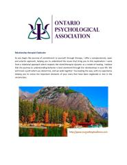 Find a psychologist Etobicoke.pdf