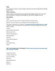 United States Subarachnoid Hemorrhage Devices Market Report 2021.pdf