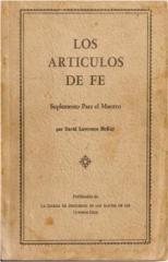 Los Articulos de Fe-Manual-Suplemento para el Maestro.pdf