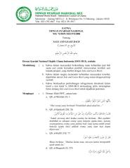 Fatwa DSN MUI tentang Sale And Lease Back.pdf
