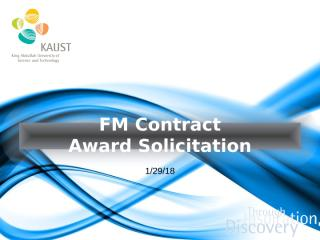 FM Contract Award (March 15 - v3.1).pptx