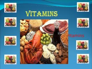 Vitamins.ppt