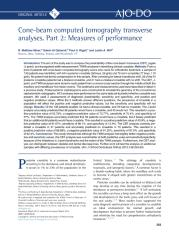 Cone-beam-computed-tomography-transverse-analyses-Part-2-Measures-of-performance_2015_American-Journal-of-Orthodontics-and-Dentofacial-Orthopedics.pdf