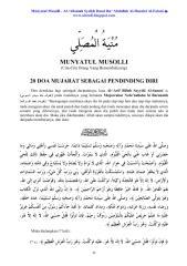 20 doa mujarab sebagai pendinding diri.pdf