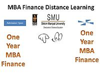 One Year MBA Finance Distance Education SMU University in India.avi