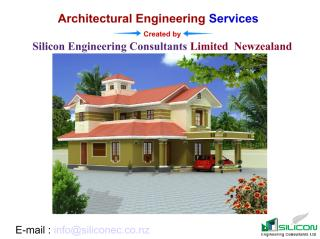 ARCHITECTURAL ENGINEERING SERVICES - Siliconecnz (1).pdf