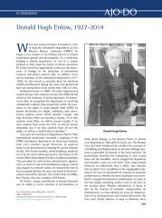 Donald Hugh Enlow, 1927-2014.pdf