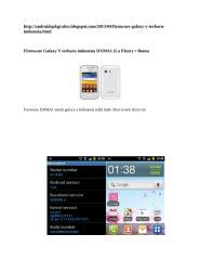 firmware galaxy y terbaru indonesia dxma1.doc